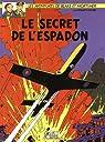 Blake et Mortimer, tome 1 : Le Secret de l'Espadon, Première Partie  par Jacobs