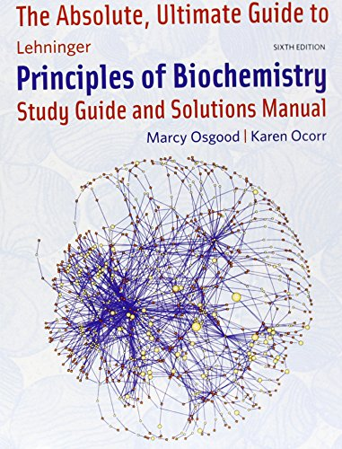 absolute ultimate guide for lehninger principles of biochemistry pdf download