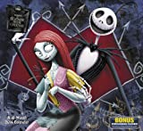 2014 Disney The Nightmare Before Christmas Wall Calendar