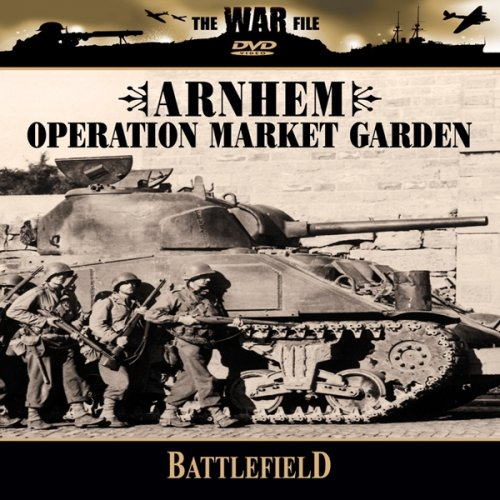 Cover art for  Battlefield: Arnhem - Operation Market Garden