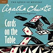 Cards on the Table: A Hercule Poirot Mystery | Agatha Christie