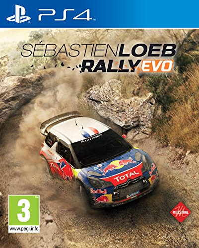 Sebastien Loeb Rally Evo - PlayStation 4
