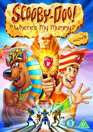 Scooby Doo Wheres My Mummy [DVD]