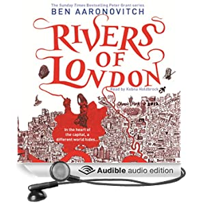 Rivers of London: Rivers of London, Book 1 (Unabridged)