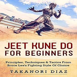 Jeet Kune Do for Beginners Audiobook