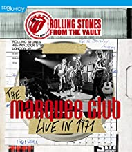 The Marquee Club Live In 1971 (BluRay + CD) [Blu-ray]