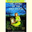 The Secret of the Old Clock: Nancy Drew Mystery Stories 1 Audiobook by Carolyn Keene Narrated by Laura Linney
