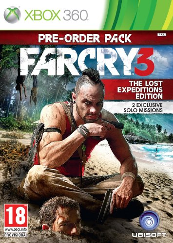 Far Cry 3 - The Lost Expeditions Edition (Xbox 360)