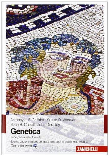Genetica. Principi di analisi formale