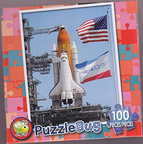Puzzlebug 100 ~ Shuttle Launch Pad