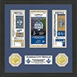 Kansas City Royals 2015 World Series Champions Ticket Collection - Royals Champions - Limited Edition