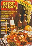 img - for Great Recipes of the World Stock book / textbook / text book