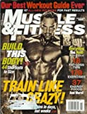 img - for Muscle & Fitness Magazine - November 2005: Workout Guide, Candace Smith, Richard Jones, and More! book / textbook / text book