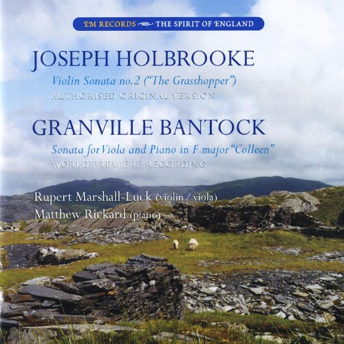 Buy Bantock and Holbrooke: Sonatas for Viola, Violin & Piano From amazon