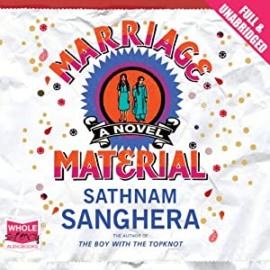 Marriage Material | [Sathnam Sanghera]