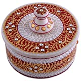 Craft And Craft Handicrafts's Marble Box - B00LX6EK4M