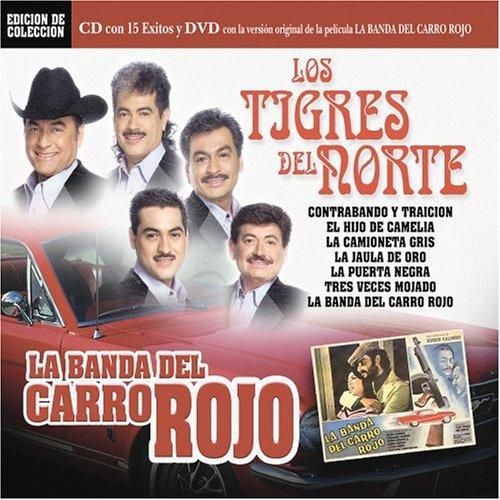 Los Tigres Del Norte - La Banda Del Carro Rojo [cd/dvd Combo] - Zortam Music
