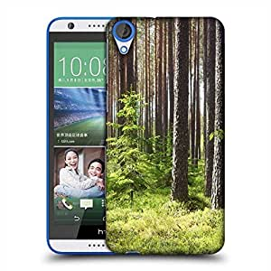 Snoogg Growing Trees Designer Protective Phone Back Case Cover For HTC Desire 820