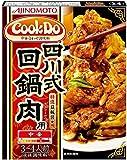 味の素 CookDo(中華合わせ調味料) 四川式回鍋肉用 80g×5個