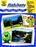 img - for Habitats, Grades 1-3 (Science Works for Kids Series) book / textbook / text book