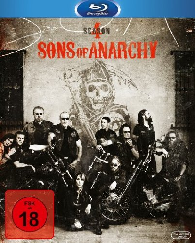 """Sons of Anarchy Staffel 4″"