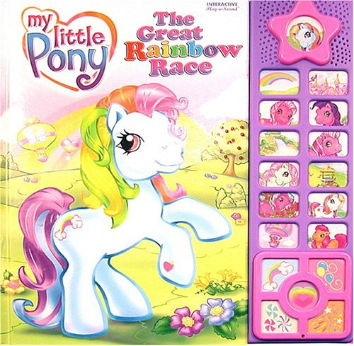 My Little Pony: The Great Rainbow Race