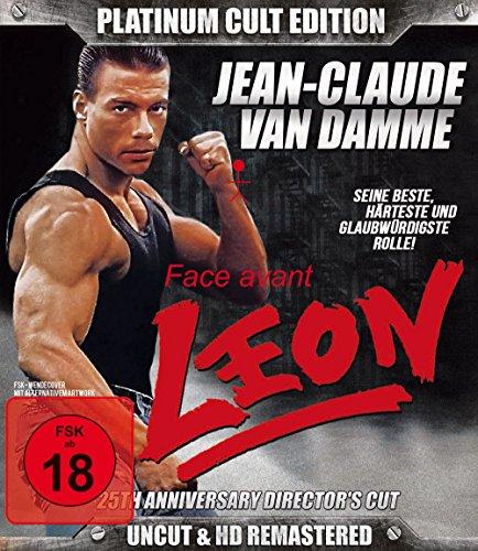 Leon - 1 Blu-Ray plus 2 DVDs (Platinum Cult Edition) - limitierte Auflage!! [Director's Cut]