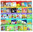 Oxford Reading Tree - Read at Home Full Pack - 31 Book Collection series Set RRP 123.69 (Level 1, 2, 3, 4, and 5 Includes The Snowman, Funny Fish, The Monster Hunt, Featuring Kipper, Chip, Biff, Floopy and others) (Read at Home)