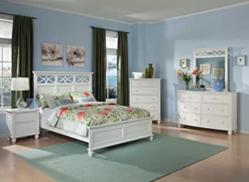 Twin Trundle/Storage in White Finish by Homelegance
