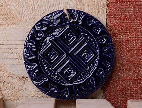 assiette-decorative-ceramique-artisanale-mokoch