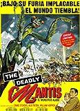 echange, troc The Deadly Mantis