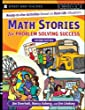 Math Stories for Problem Solving Success: Ready to Use Activities Based on Real Life Situations, Grades 6-12 (Jossey-Bass Teacher)