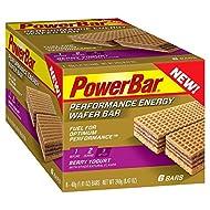 PowerBar Performance Energy Wafer Bar - 6 Count (Berry Yogurt)