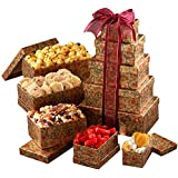 Broadway Basketeers Snack Attack Gift Tower