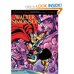 Modern Masters, Volume 8: Walter Simonson (v. 8) by Roger Ash and Eric Nolen-Weathington