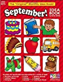 img - for By Scholastic September Monthly Idea Book (The