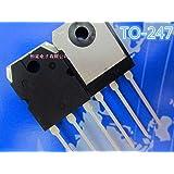 10PCS 5pairs 2SC5198 2SA1941 TO3P (5PCS A1941 + 5PCS C5198) TO-3P Transistor Original Authentic