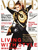 VOGUE JAPAN (ヴォーグ ジャパン) 2012年 01月号 [雑誌]