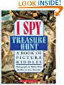 I Spy Treasure Hunt: A Book of Picture Riddles (I Spy (Scholastic Hardcover))