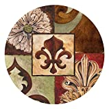 Set of 4 Absorbent Coasters - Facade II
