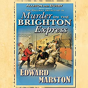 Murder on the Brighton Express Audiobook
