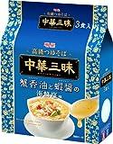 明星 中華三昧 海鮮塩 3P×2個