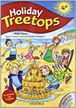 Treetops on holiday. Student's book. Per la 4ª classe elementare. Con CD-ROM