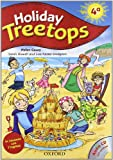 Treetops on holiday. Student's book. Per la 4ª classe elementare. Con CD-ROM thumbnail
