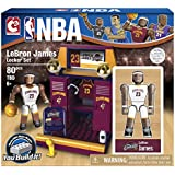 The Bridge Direct NBA Locker Room (Starter) Set: LeBron James