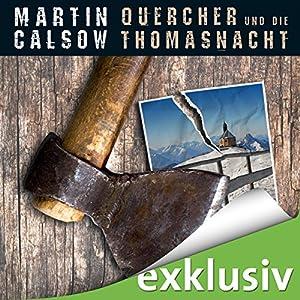 Quercher und die Thomasnacht (Querchers erster Fall) Audiobook