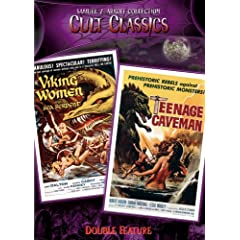 Viking Women and the Sea Serpent/Teenage Caveman (1958)