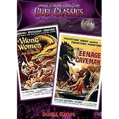 Viking Women and the Sea Serpent/Teenage Caveman (1958)