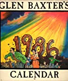 Glen Baxter Calendar 1986 (0140889884) by Baxter, Glen