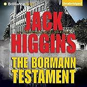 The Bormann Testament | Jack Higgins